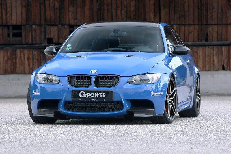 Автомобиль BMW M3 в Е92 кузове
