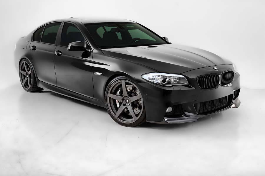 BMW для России получили новые опции