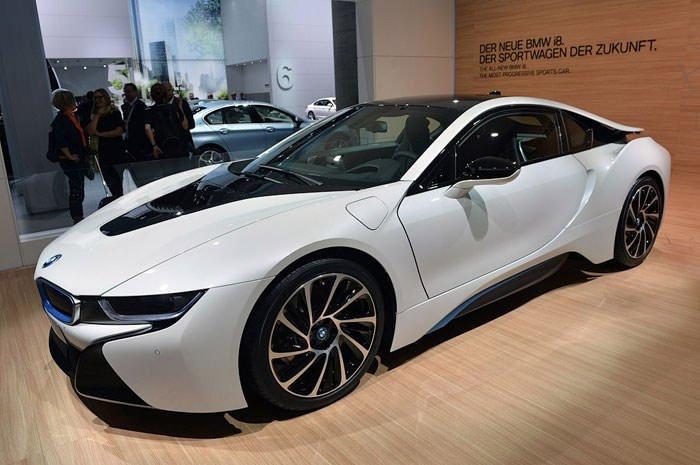 BMW i8 будет покорять Южную Корею