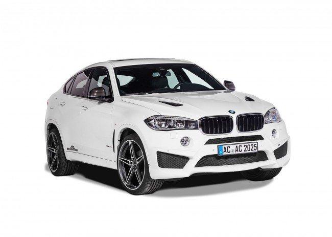 Тюнинг BMW X6 от Schnitzer