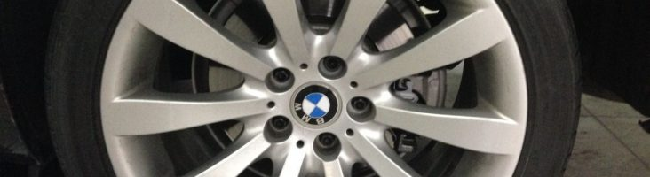 Шины для BMW E60