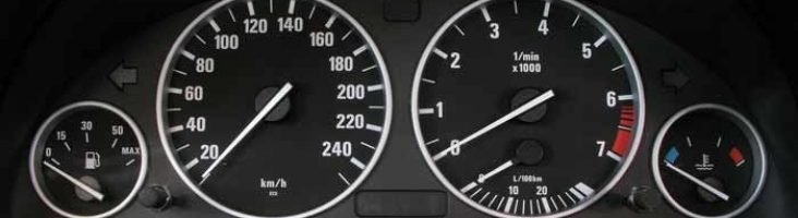 не работает спидометр на BMW e53