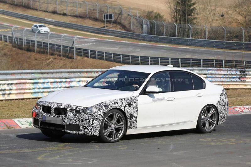 Гибридный BMW-3 series
