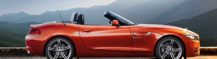 Автомобиль BMW Z4