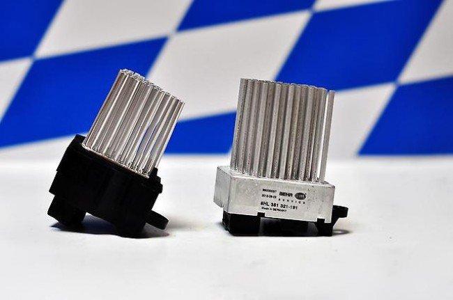 Резистор вентилятора БМВ