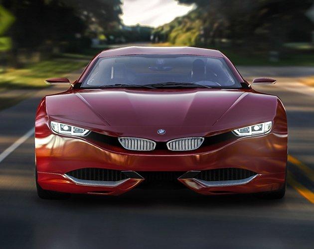 BMW M9 — новое детище компании BMW
