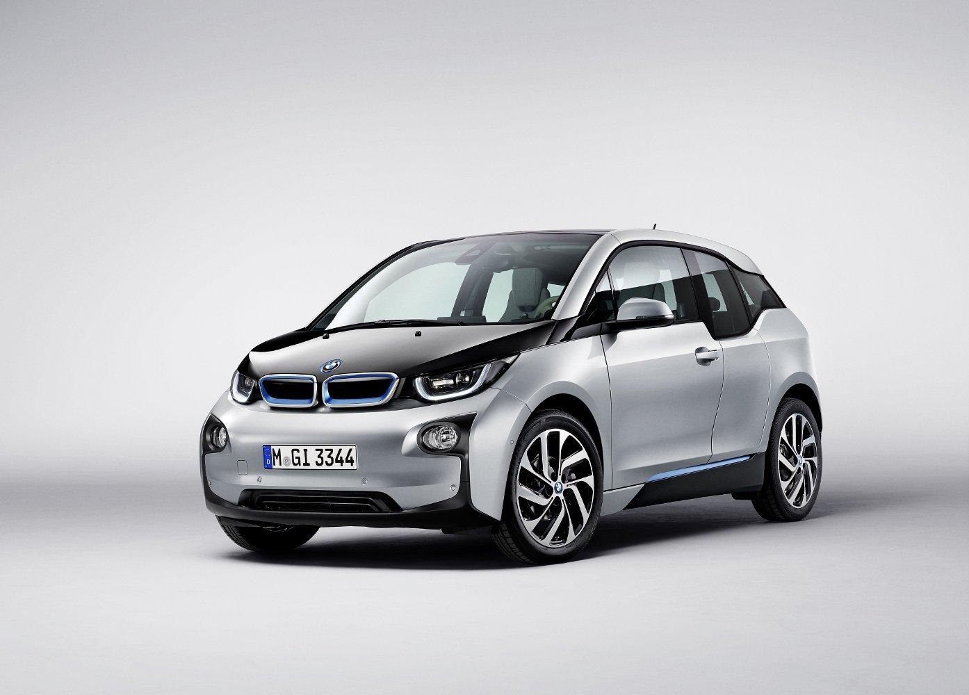 Amazon продает электро-автомобили BMW i3