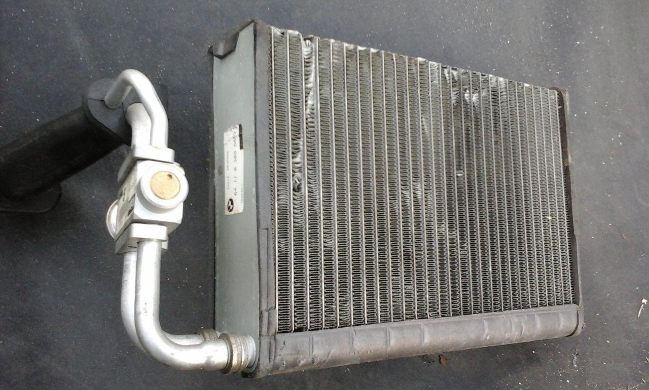 Подтекает радиатор охлаждения бмв е39