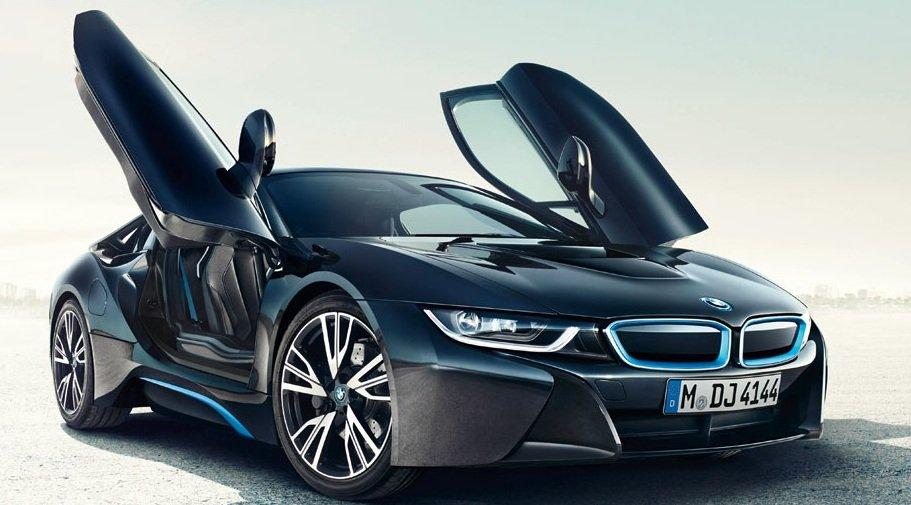 BMW i5 будет подобен «Икару»