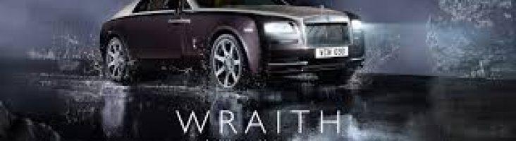 Ролс-ройс в фильме Wraith