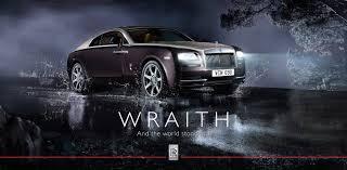 В честь фильма Wraith создана одноименная версия Rolls-Royce
