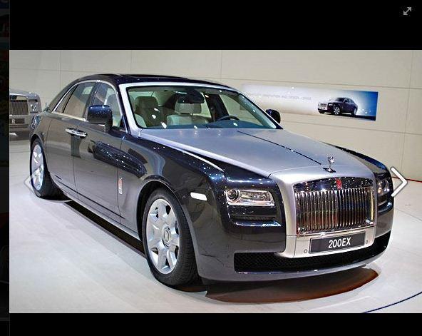 Возможно Rolls-Royce будут изготавливать в Индии