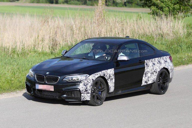 BMW M2: «слабые» подробности