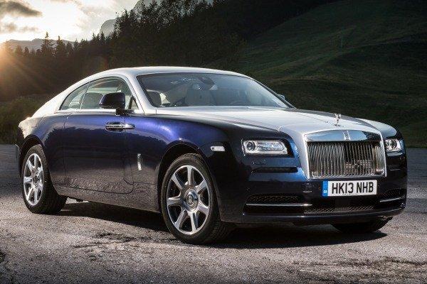 Rolls-Royce будет делать кабриолет на базе Wraith