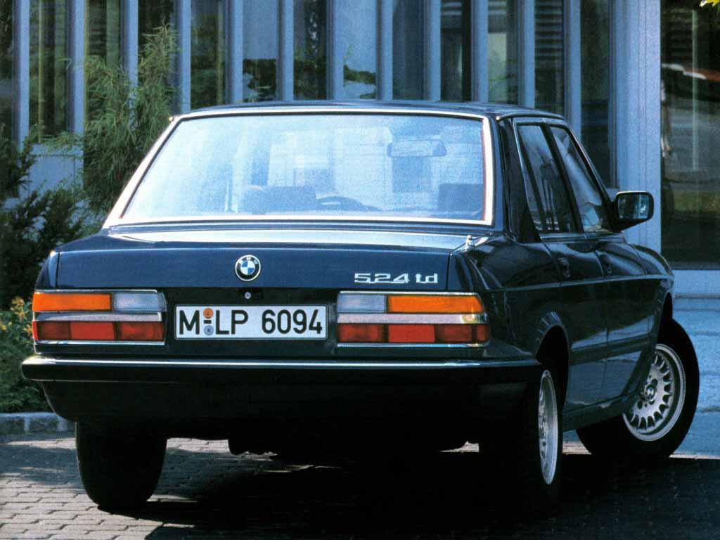 эл схема бмв 3 е 34 1983 1990 г