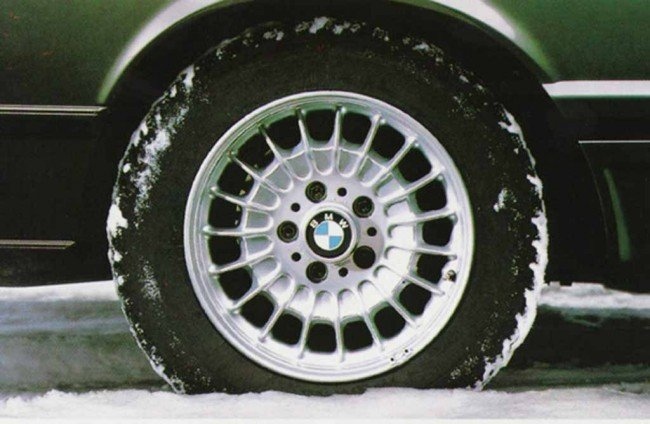 Литой диск BMW