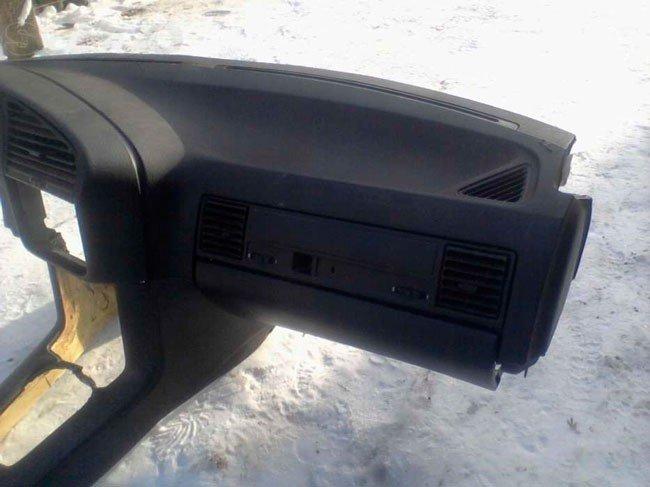 Покраска панели BMW E34