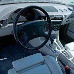 Тюнинг салона BMW E34