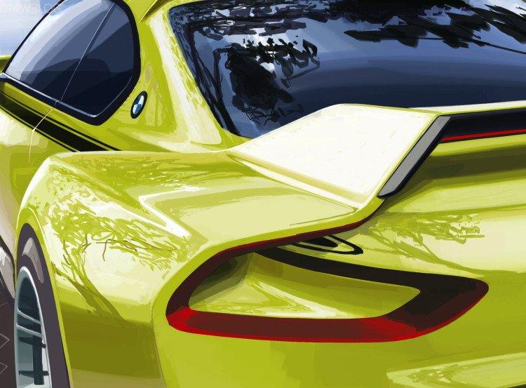 При создании нового концепт-кара BMW оглядывается на прошлое