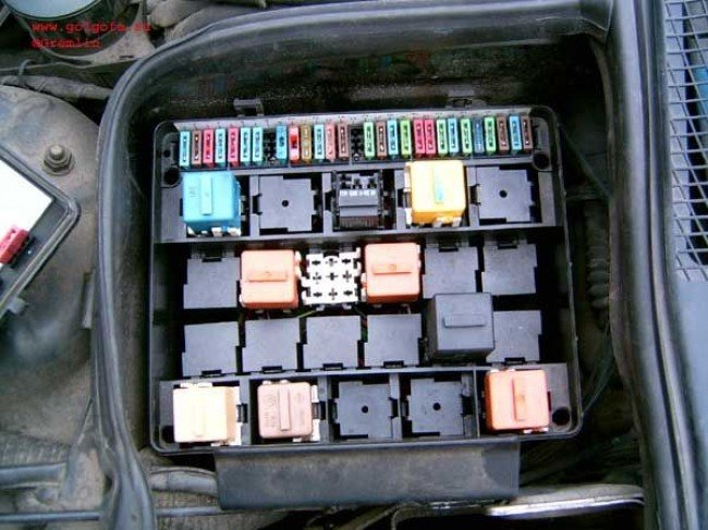 Коробка предохранителей
