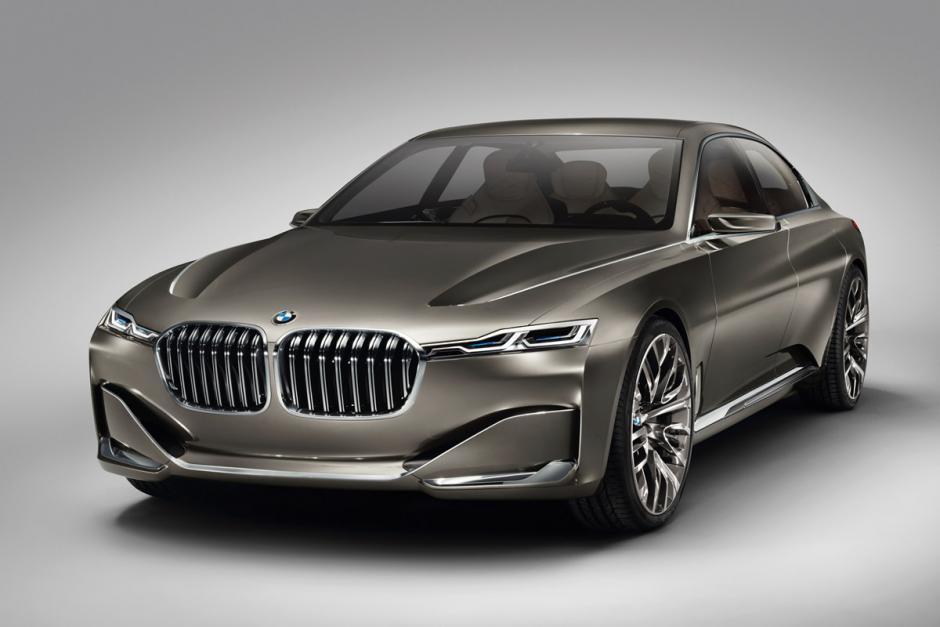 Началось производство BMW 7 серии