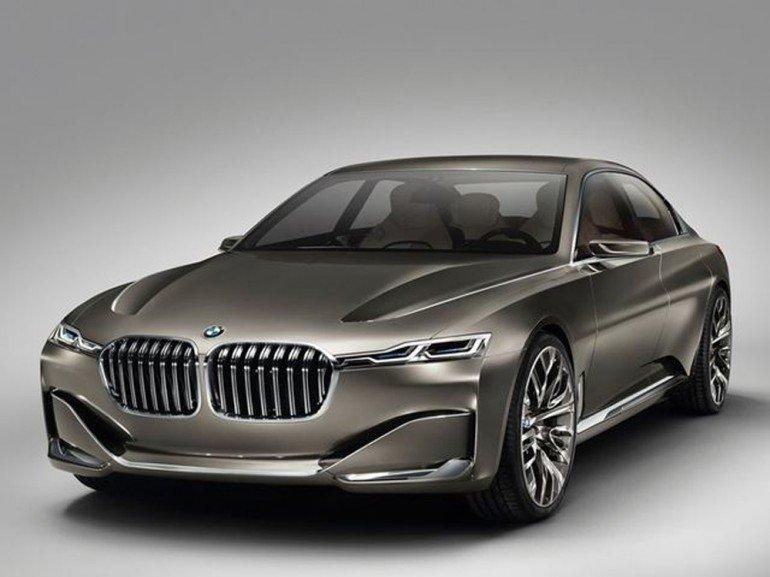 BMW i5 появится в 2019 году