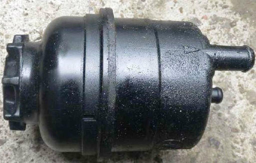 Замена жидкости гур бмв е39