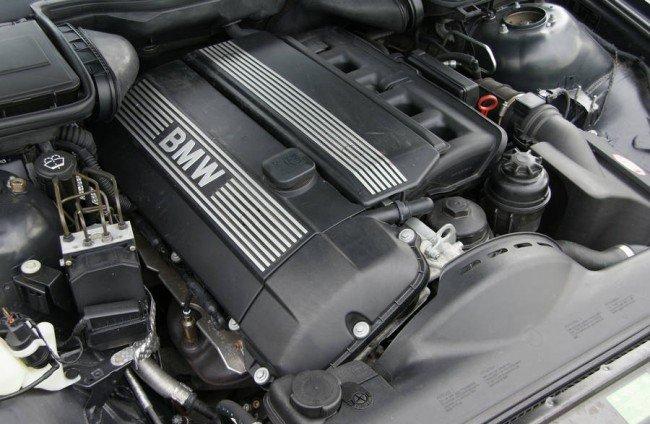 Двигатель BMW E39
