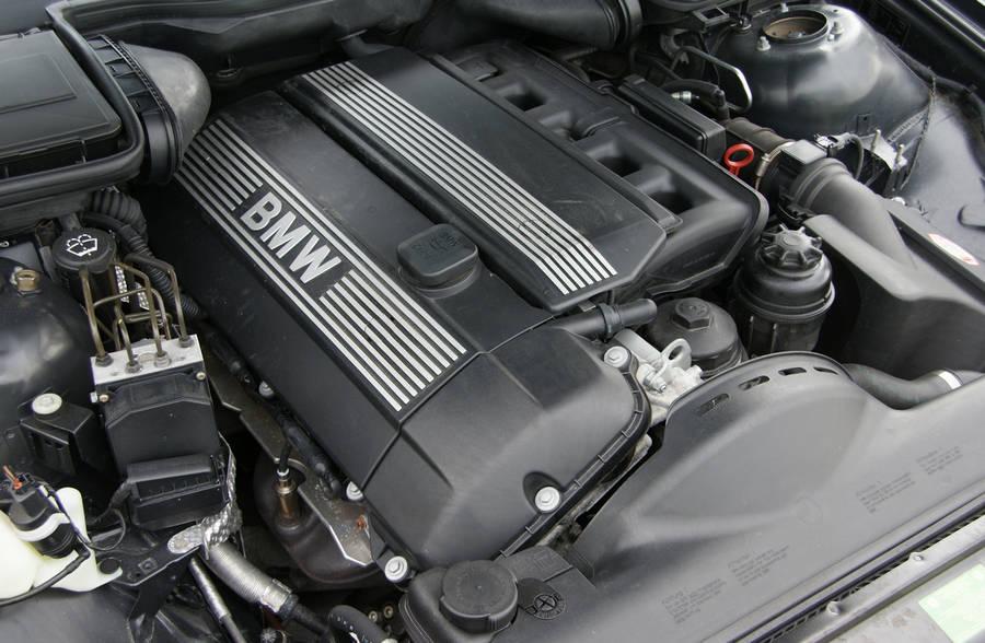 новые двигатели bmw m5 e39 c завода