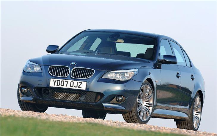 """Интегрируем новый iDrive в """"старый"""" BMW 5 Series E60"""
