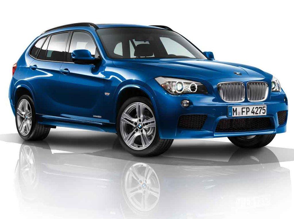BMW X1 теперь с пакетом M Sport