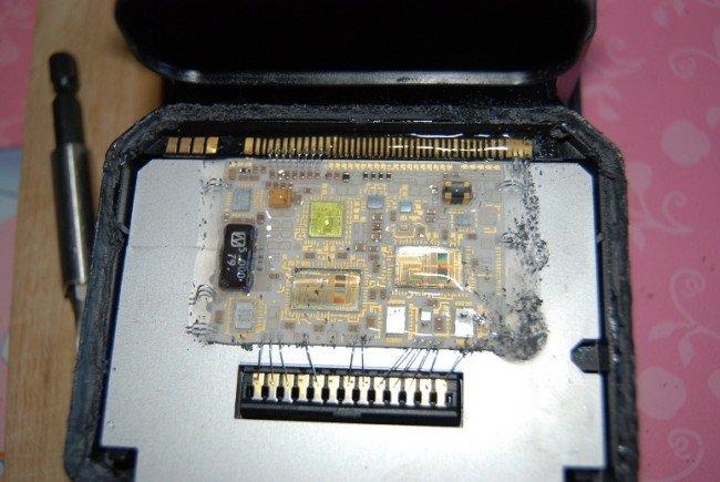Проводники электронного блока управления