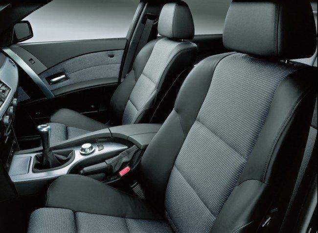 Салон BMW E60