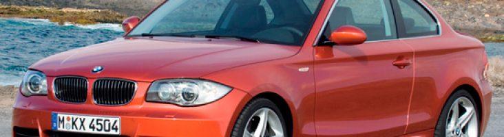 BMW 1 прошлого поколения