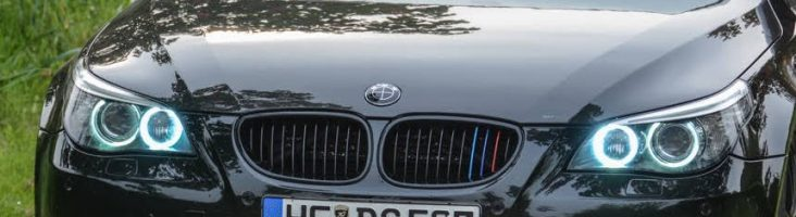 BMW M5 четвёртого поколения