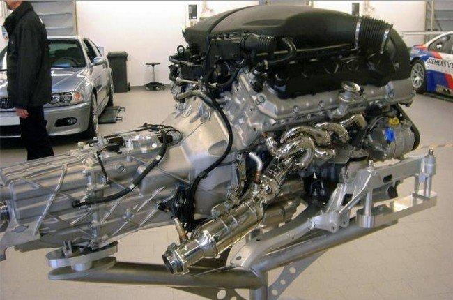 АКПП SMG для BMW M5