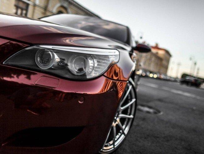"""BMW M5 E60 """"Тень"""""""