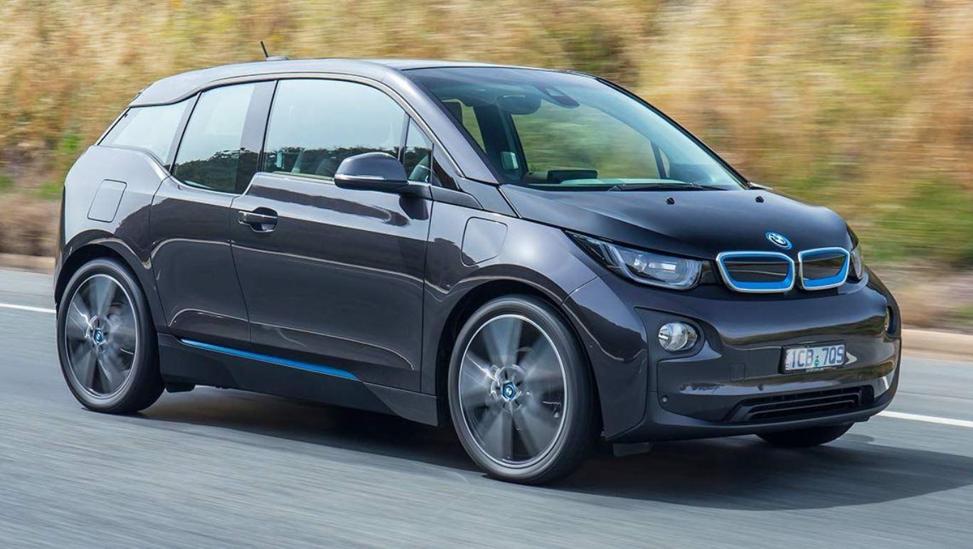 BMW i3 получит оптимизированную силовую установку
