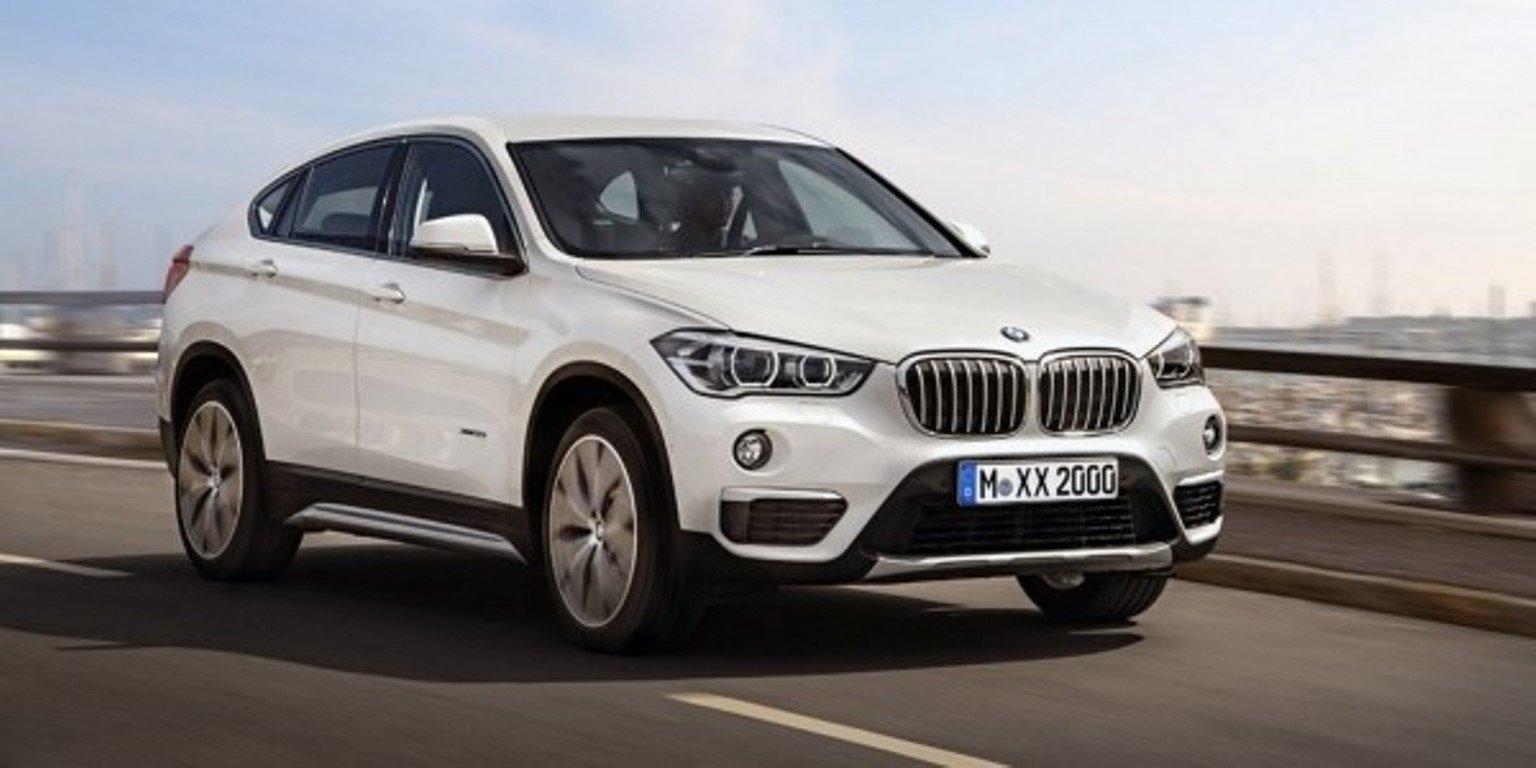 Стала известна дата начала продаж компактного кроссовера BMW X2