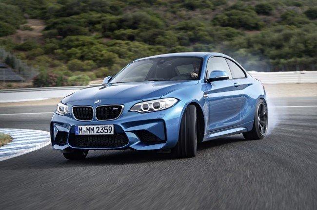 Купе BMW M2
