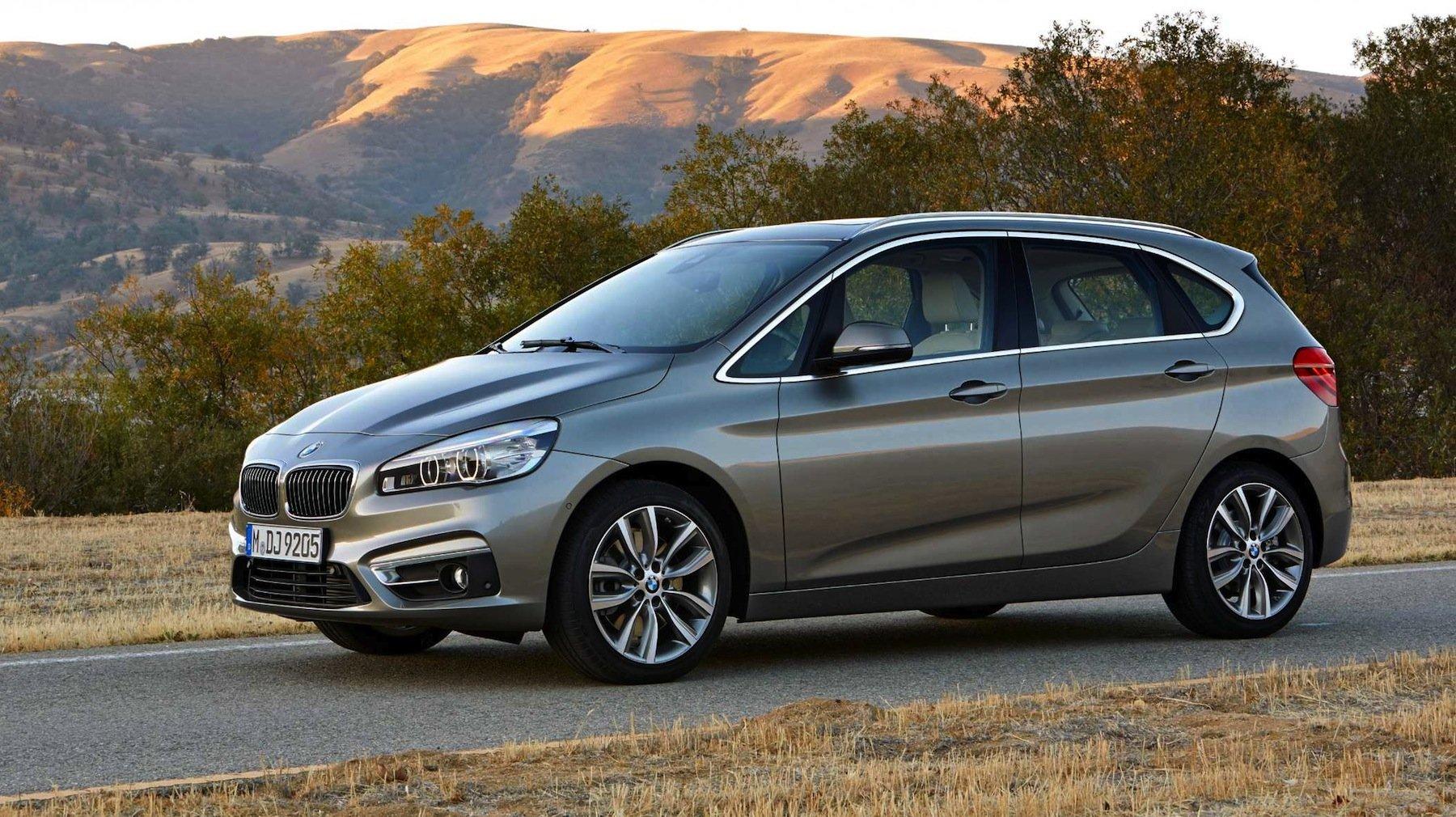 BMW решила не поставлять в Россию свой компакт-вэн