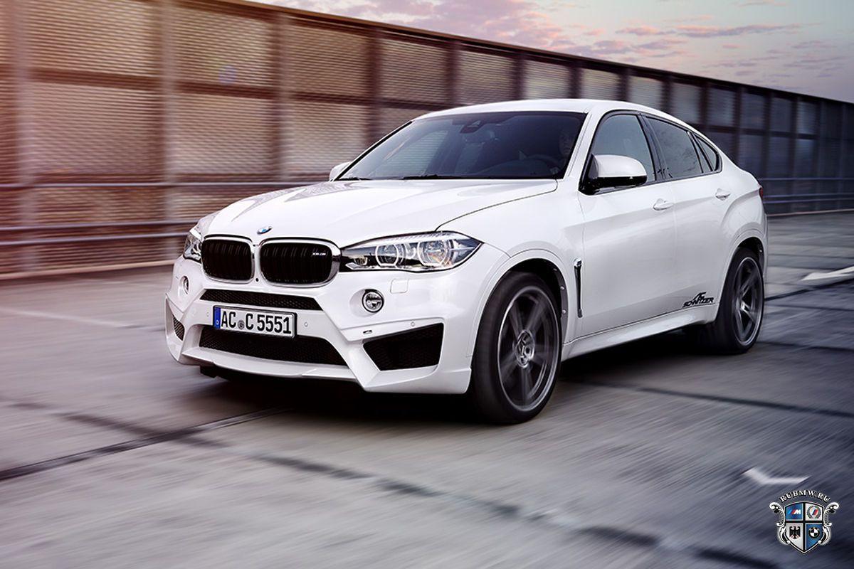 Увеличение мощности и не только: доработки BMW X6