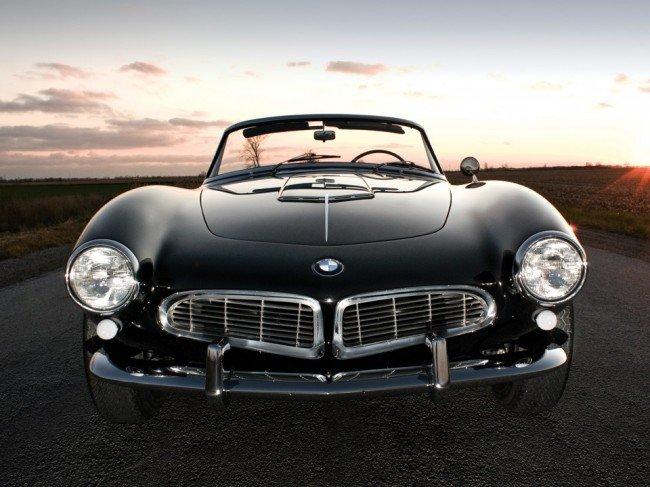 BMW 507 выпускался с 1956 по 1959 года