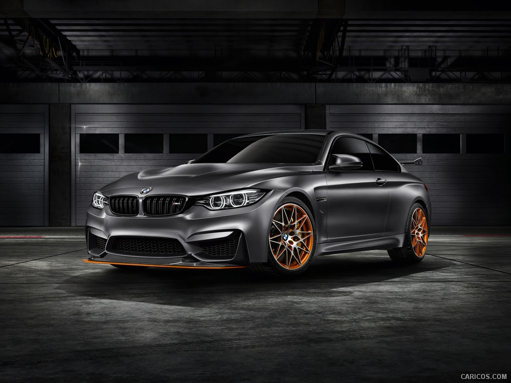 Новый M4 GTS стал быстрейшим серийным BMW  на Нордшляйфе