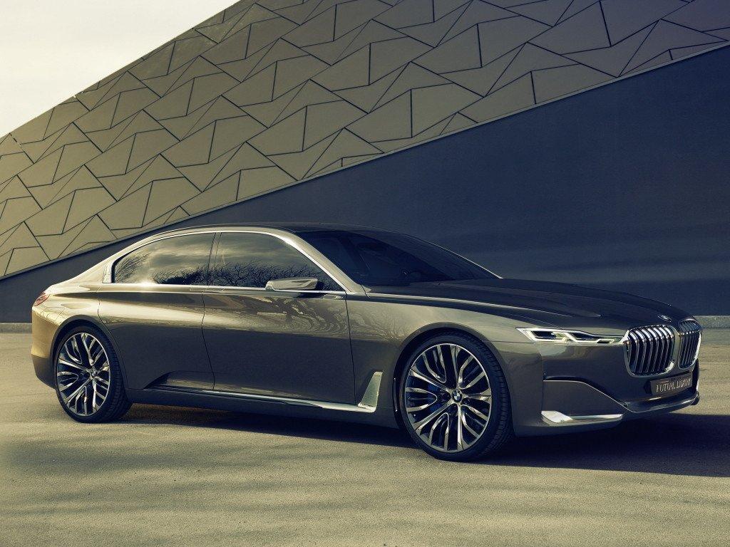 В 2020 году BMW представит флагман 9-й серии и электрический седан