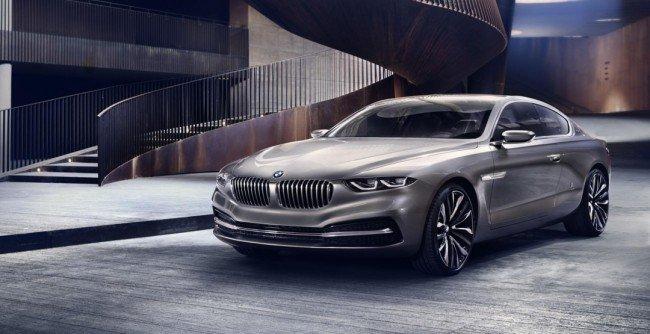Флагманский седан BMW 9