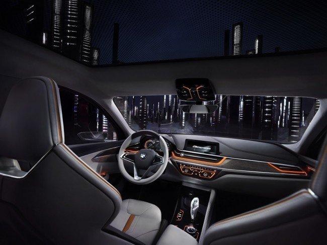 Концепт BMW Compact Sedan