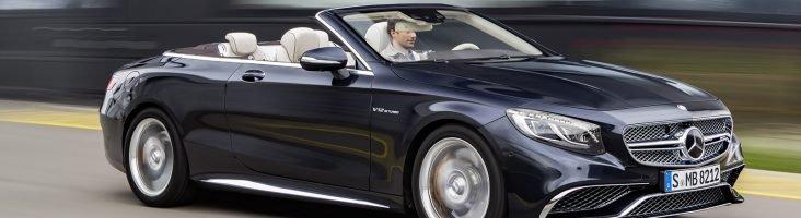 Mercedes-Benz s65 cabriolet