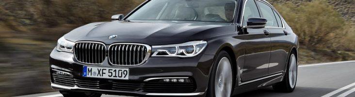BMW 7 2015