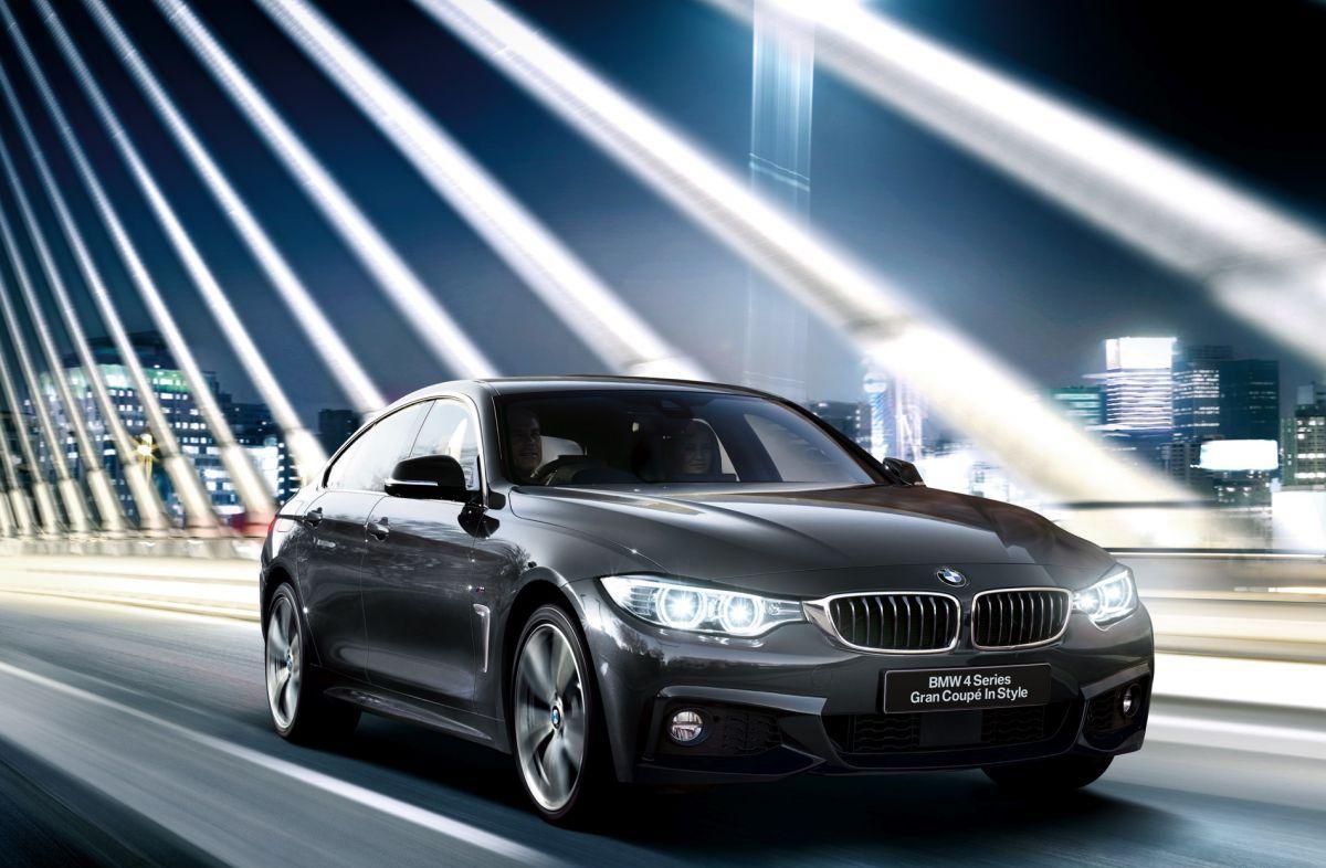BMW представила новую версию 4 Series для японских автолюбителей